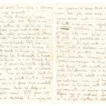Lettere dello zio Giulio Feroggio, item 62