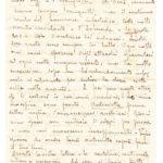 Lettere dello zio Giulio Feroggio, item 63