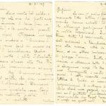 Lettere dello zio Giulio Feroggio, item 202