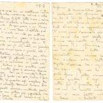 Lettere dello zio Giulio Feroggio, item 209
