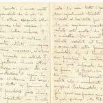 Lettere dello zio Giulio Feroggio, item 211