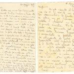 Lettere dello zio Giulio Feroggio, item 214