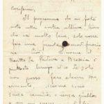 Lettere dello zio Giulio Feroggio, item 215