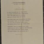 Gedicht von Edgar Alfred Regener