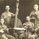 Matyas Magyar aus Szegvàr an der Ostfront