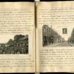 Kriegstagebuch von Hans-Joachim Röhr aus Görlitz - Band 1, item 55