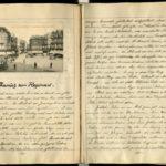 Kriegstagebuch von Hans-Joachim Röhr aus Görlitz - Band 1, item 58
