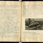 Kriegstagebuch von Hans-Joachim Röhr aus Görlitz - Band 1, item 76
