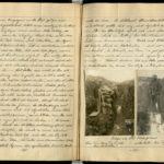 Kriegstagebuch von Hans-Joachim Röhr aus Görlitz - Band 1, item 82