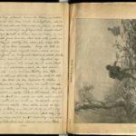 Kriegstagebuch von Hans-Joachim Röhr aus Görlitz - Band 1, item 95
