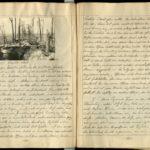 Kriegstagebuch von Hans-Joachim Röhr aus Görlitz - Band 1, item 110