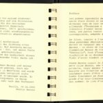 Gedichte des Leutnants der Reserve Franz Berens, item 3
