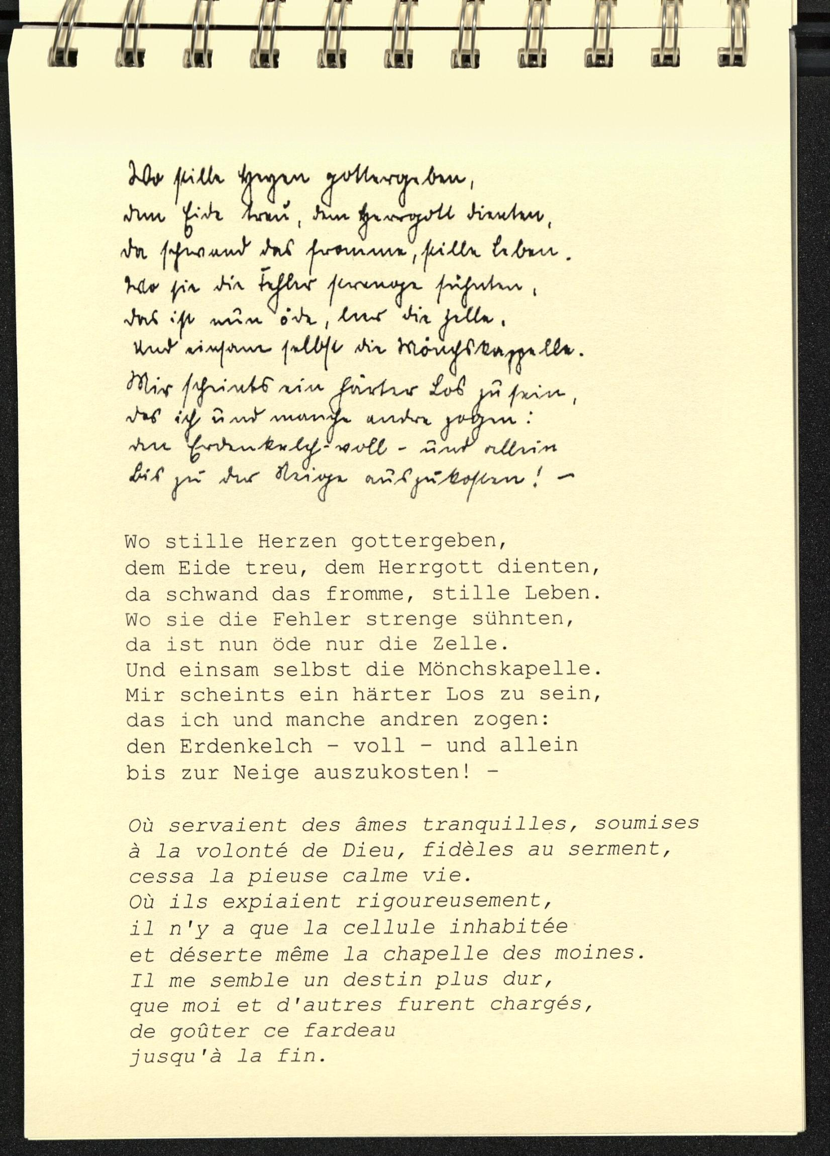 Gedichte Des Leutnants Der Reserve Franz Berens Item 41