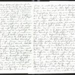 Gedichte des Leutnants der Reserve Franz Berens, item 67