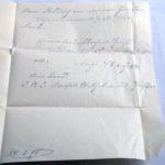 Weihnachtsspende von Gertrud Ehrlich an August Meyer von der SMS Kaiser Wilhelm der Große, item 3