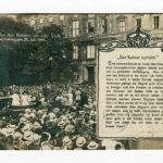 Pfingstgrüße aus Charlottenburg von Fritz und Emmy Sprink an die Familie Rauhut