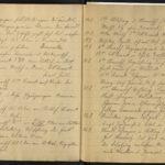 Paul Wahl berichtet von seinem Einsatz in Flandern und Galizien, item 4