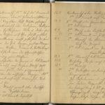 Paul Wahl berichtet von seinem Einsatz in Flandern und Galizien, item 6
