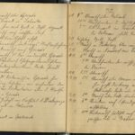 Paul Wahl berichtet von seinem Einsatz in Flandern und Galizien, item 9