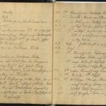 Paul Wahl berichtet von seinem Einsatz in Flandern und Galizien, item 14