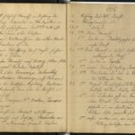 Paul Wahl berichtet von seinem Einsatz in Flandern und Galizien, item 15