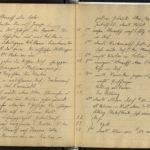 Paul Wahl berichtet von seinem Einsatz in Flandern und Galizien, item 17