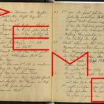 Paul Wahl berichtet von seinem Einsatz in Flandern und Galizien, item 19