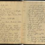 Paul Wahl berichtet von seinem Einsatz in Flandern und Galizien, item 22