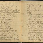 Paul Wahl berichtet von seinem Einsatz in Flandern und Galizien, item 23