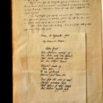 Erinnerungsbuch, item 22