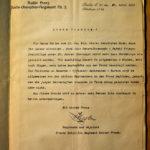 Erinnerungsbuch, item 83