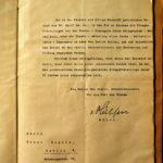 Erinnerungsbuch, item 85