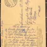 Landwehrmann Wilhelm Möller im Kriegsgefangenlager Racaciuni/Rumänien, item 2