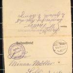 Landwehrmann Wilhelm Möller im Kriegsgefangenlager Racaciuni/Rumänien, item 8