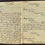 Hans Weber nimmt an der Schlacht beim Schloss Polderhoek teil, item 20