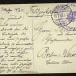 Otto Jensen und sein Schwager Paul Appold im Krieg, item 20