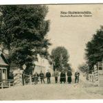 Feldkoch Richard Gänger schreibt seinen Eltern von der Ost- und Westfront