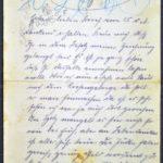 Feldpost von Richard Gänger aus dem Jahr 1918, item 37
