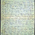 Feldpost von Richard Gänger aus dem Jahr 1918, item 43