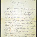 Feldpost von Richard Gänger aus dem Jahr 1918, item 44