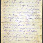 Feldpost von Richard Gänger aus dem Jahr 1918, item 109