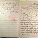 Schulaufsätze von Käte Grunewald, item 5