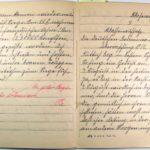 Schulaufsätze von Käte Grunewald, item 9