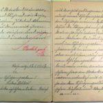 Schulaufsätze von Käte Grunewald, item 24