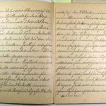 Schulaufsätze von Käte Grunewald, item 25