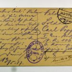 Feldpost der Brüder Georg und Carl Popp, item 8