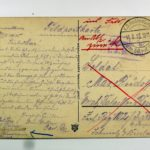 Feldpost der Brüder Georg und Carl Popp, item 14