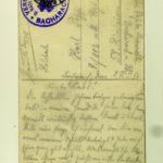 Feldpost der Brüder Georg und Carl Popp, item 16