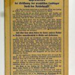 Feldpost der Brüder Georg und Carl Popp, item 17