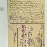 Feldpost der Brüder Georg und Carl Popp, item 70